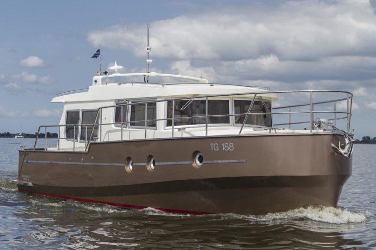 Andante 380 OC Aquanaut Willem Nieland Design