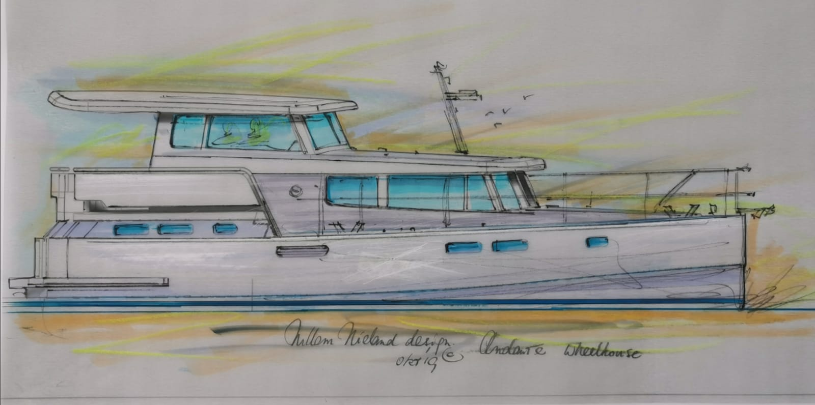 Andante 400AC-PH Aquanaut Willem Nieland Design