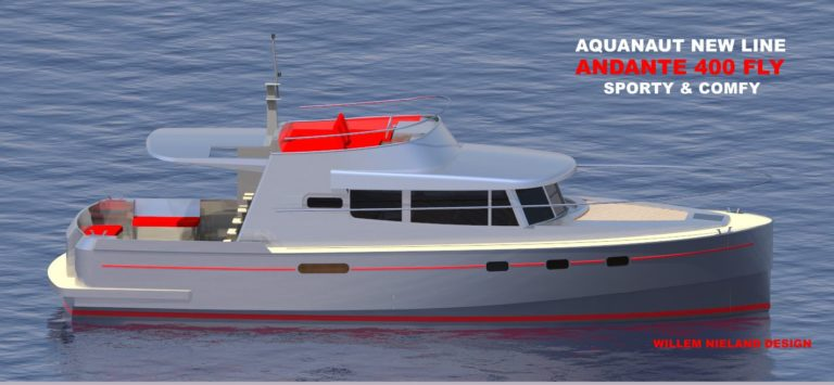 Andante 400 FLY Aquanaut Willem Nieland Design