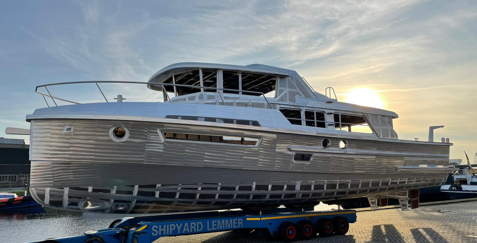 Globemaster Yachts Willem Nieland