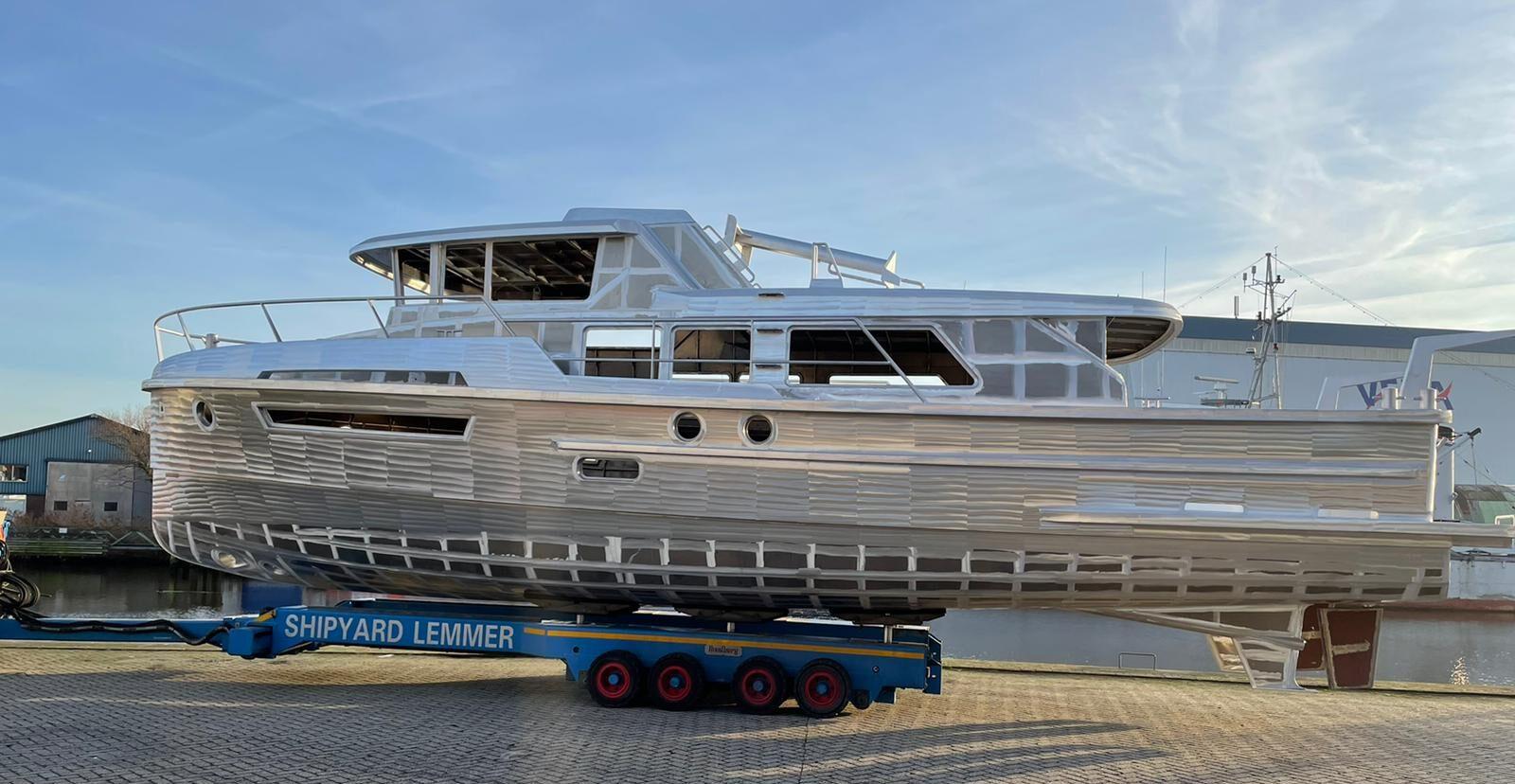 Globemaster Yachts By Willem Nieland Design